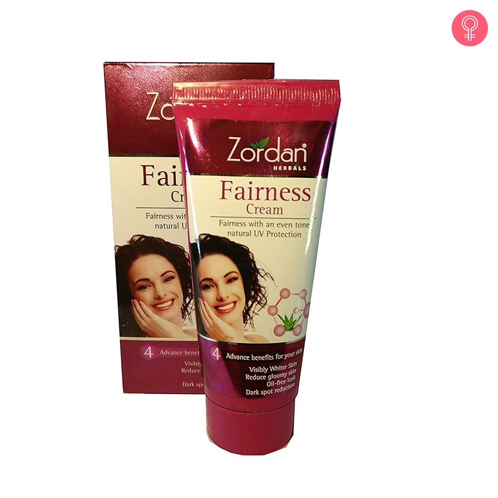 Zordan Fairness Cream