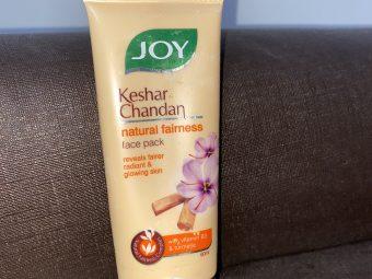 Joy Kesar Chandan Face Pack -Best product-By jaskeeratkaur17