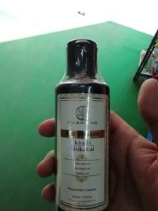 Khadi Natural Herbal Shikakai Shampoo-Good shampoo-By poonam_kakkar