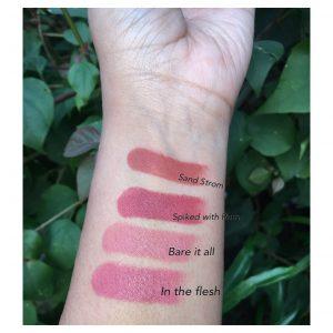 Wet n Wild MegaLast Lip Color Collection -Full coverage and semi matte lipstick-By saimashakoori
