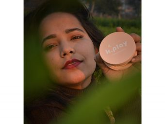 MyGlamm K.PLAY FLAVOURED COMPACT -First use of flavoured compact-By aarangofficial