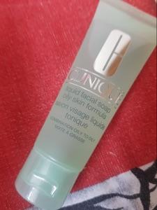 Clinique Liquid Facial Soap -Good facial soap-By poonam_kakkar