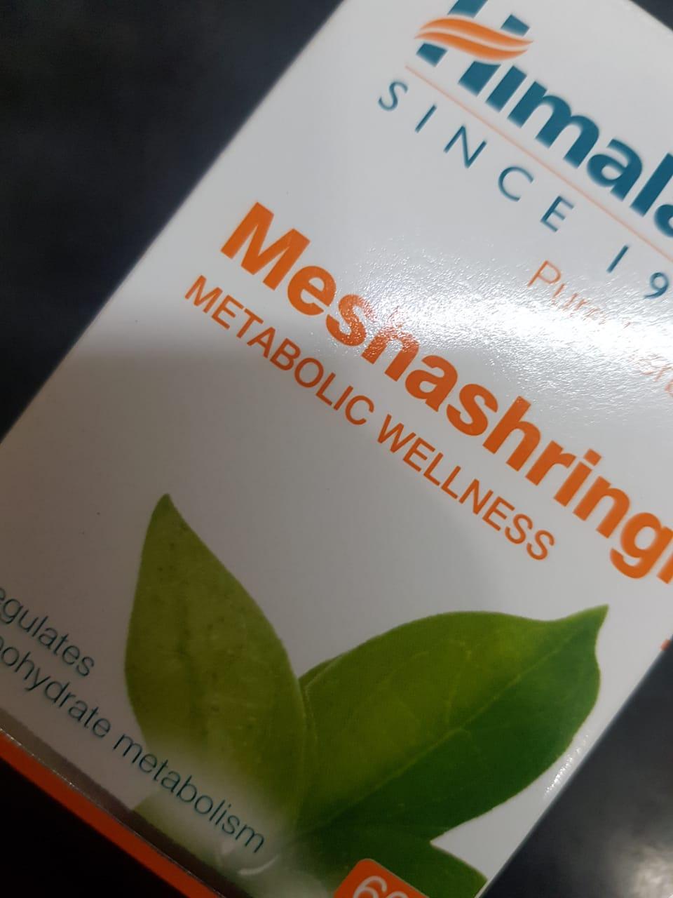 Himalaya Wellness Meshashringi Tablets-Wellness medicine-By poonam_kakkar
