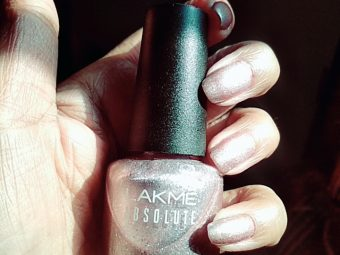 Lakme Absolute Gel Stylist Nail Polish pic 1-Lakme Absolute Gel Stylist Nail Polish-By mitshu98