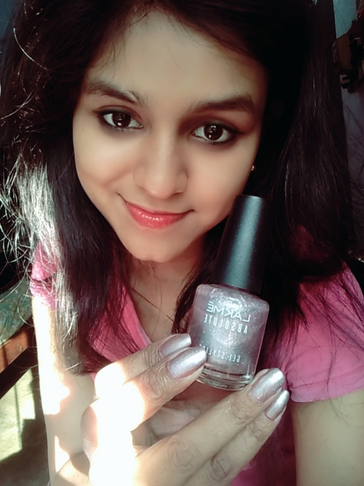 Lakme Absolute Gel Stylist Nail Polish-Lakme Absolute Gel Stylist Nail Polish-By mitshu98-2