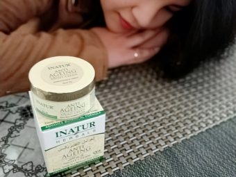 Inatur Anti-Ageing Night Cream -Inatur anti ageing cream-By deepakshi_gupta25