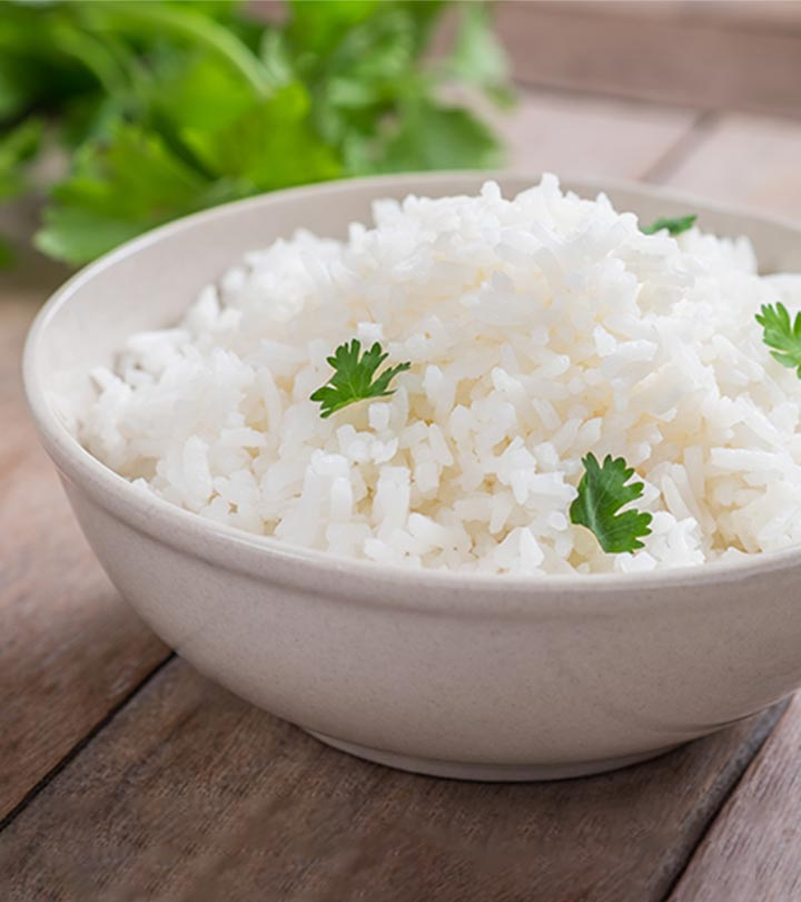 All About White Rice in Hindi