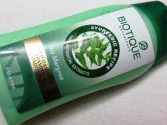 Biotique Bio Neem Margosa Anti-Dandruff Shampoo and Conditioner pic 2-The neem magic-By jasdeep99