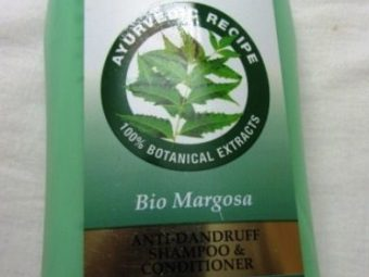 Biotique Bio Neem Margosa Anti-Dandruff Shampoo and Conditioner pic 1-The neem magic-By jasdeep99