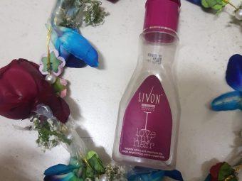Livon Silky Potion Detangling Hair Fluid -My first serum brand-By poonam_kakkar