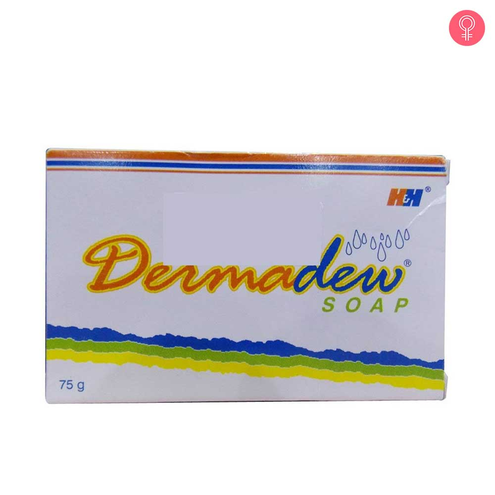 Dermadew Acne Soap