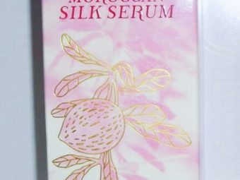 Livon Moroccan Silk Serum -Silk serum-By ritikajilka1991