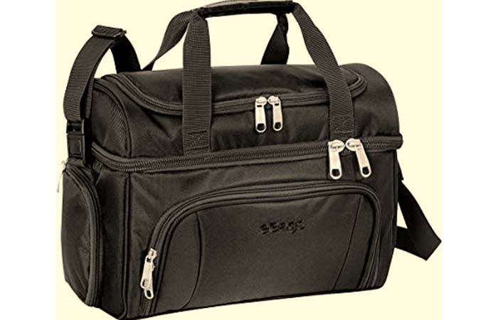 eBags Crew Cooler II Soft-Sided Insulated Lunch Box