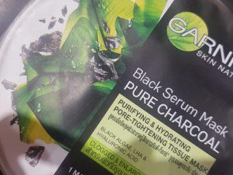 Garnier Skin Naturals Sakura White Face Serum Sheet Mask -Easy to use mask-By poonam_kakkar