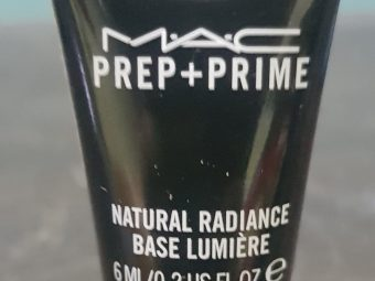 MAC Prep + Prime Skin Refined Zone -Super primer-By ritikajilka1991