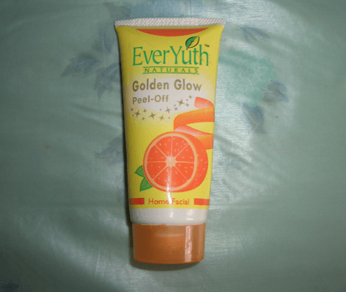 Everyuth Orange Peel Off Mask -Quick glow up-By nishi_mishra