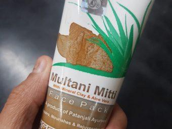 Patanjali Multani Mitti Face Pack -Awesome face pack-By poonam_kakkar