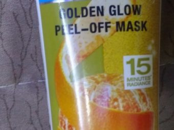 Everyuth Naturals Advanced Golden Glow Peel-off Mask pic 2-Good one-By sanna