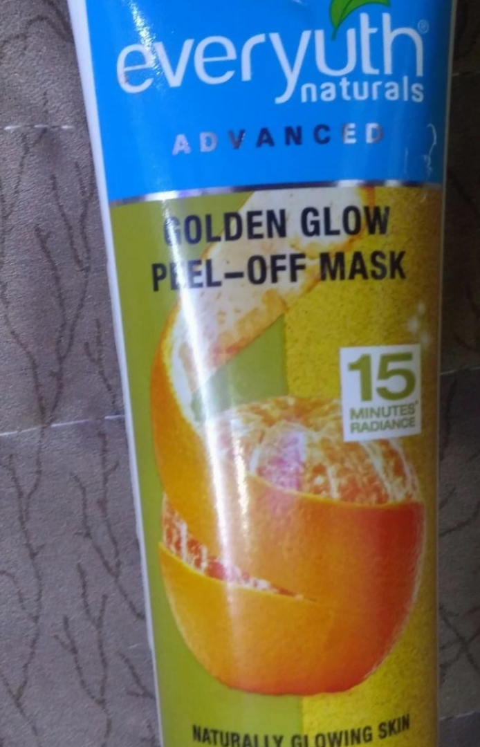 Everyuth Naturals Advanced Golden Glow Peel-off Mask-Good one-By sanna-2