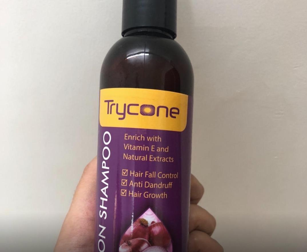 Trycone Onion Shampoo-Bestest sampoo-By sanna-2