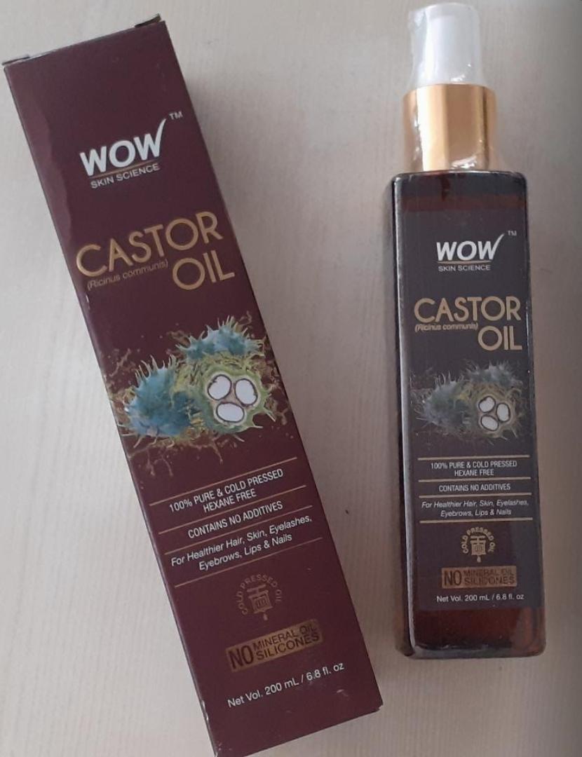 WOW Skin Science Castor Oil-Nice one-By sanna-2