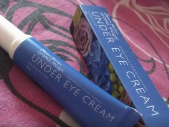 Aroma Magic Under Eye Cream pic 1-Love the packaging-By sanna