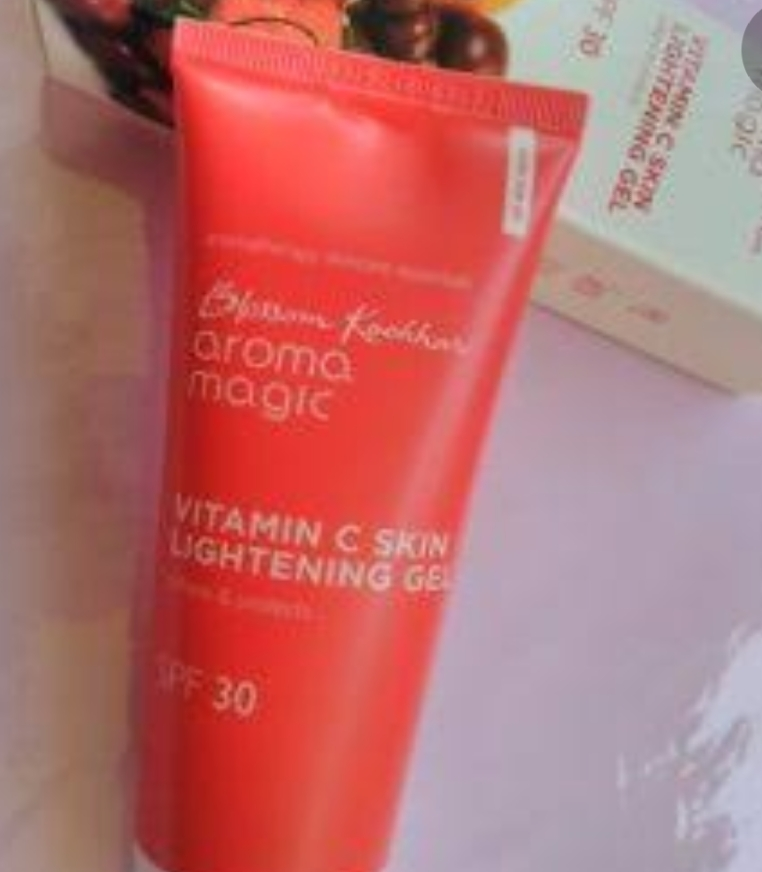 Aroma Magic Vitamin C Skin Lightening Gel SPF 30-Good one-By sanna-2