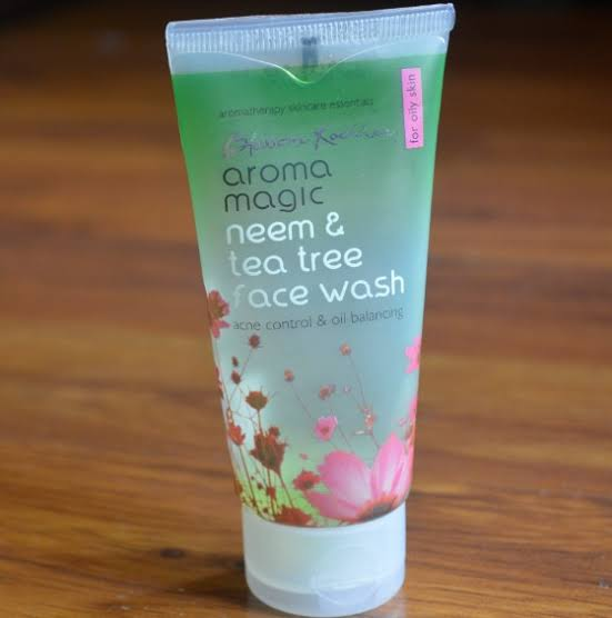 Aroma Magic Neem And Tea Tree Face Wash-Great-By pragya_sharma47