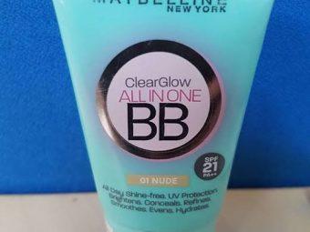 Maybelline ClearGlow Bright Benefit Cream -Okay-By pragya_sharma47