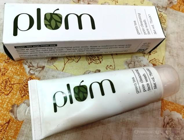 Plum Green Tea Pore Cleansing Face Wash-acne killer face wash-By fashionalaya_