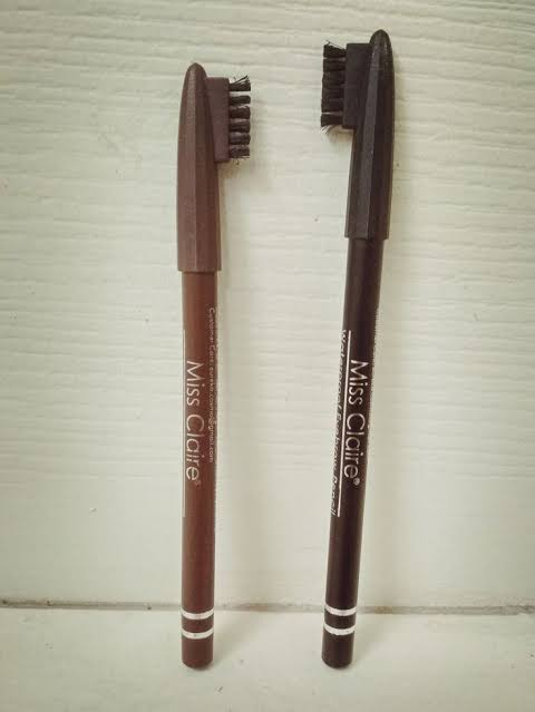Miss Claire Waterproof Eyebrow Pencil -Good-By pragya_sharma47