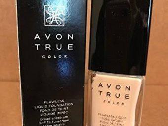 Avon True Color Flawless Liquid Foundation -Foundation-By bushraa
