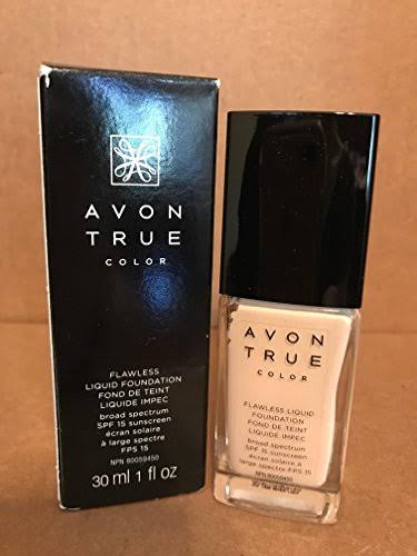 Avon True Color Flawless Liquid Foundation-Foundation-By bushraa