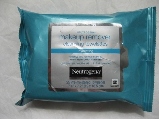 Neutrogena Makeup Remover Cleansing Towelettes-Wipes-By bushraa