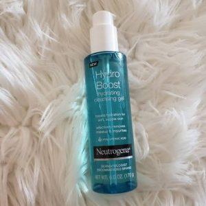 Neutrogena Hydro Boost Hydrating Cleansing Gel -Neutrogena-By bushraa