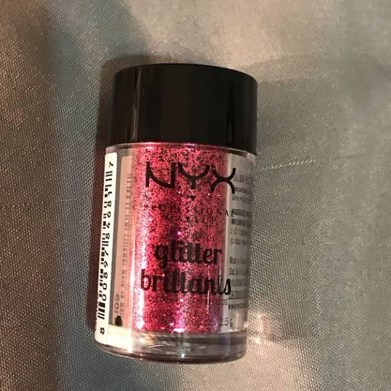 NYX Professional Makeup Face And Body Glitter Brilliants-Nyx-By bushraa