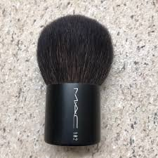 MAC 182 Buffer Brush-perfect product to make you perfect-By fashionalaya_-1