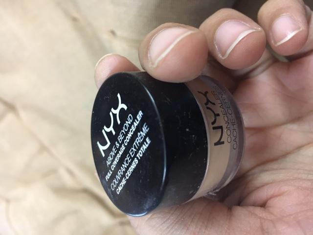 NYX Professional Makeup Dark Circle Concealer-Average Concealer For dark Circles-By jyoti_sn