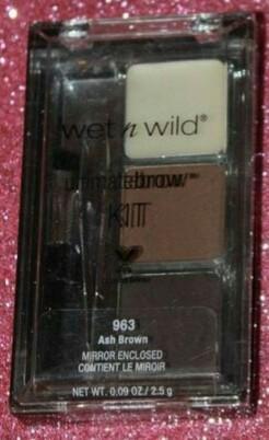 Wet N Wild Ultimate Brow Kit -Wet N Wild Ultimate Brow Kit-By aneesha