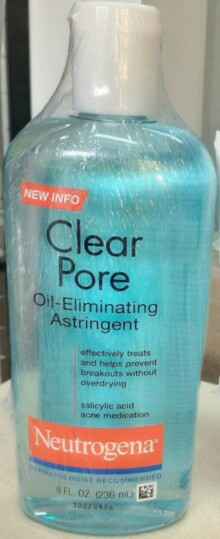 Neutrogena Clear Pore Oil Eliminating Astringent-Neutrogena Clear Pore Oil Eliminating Astringent-By aneesha