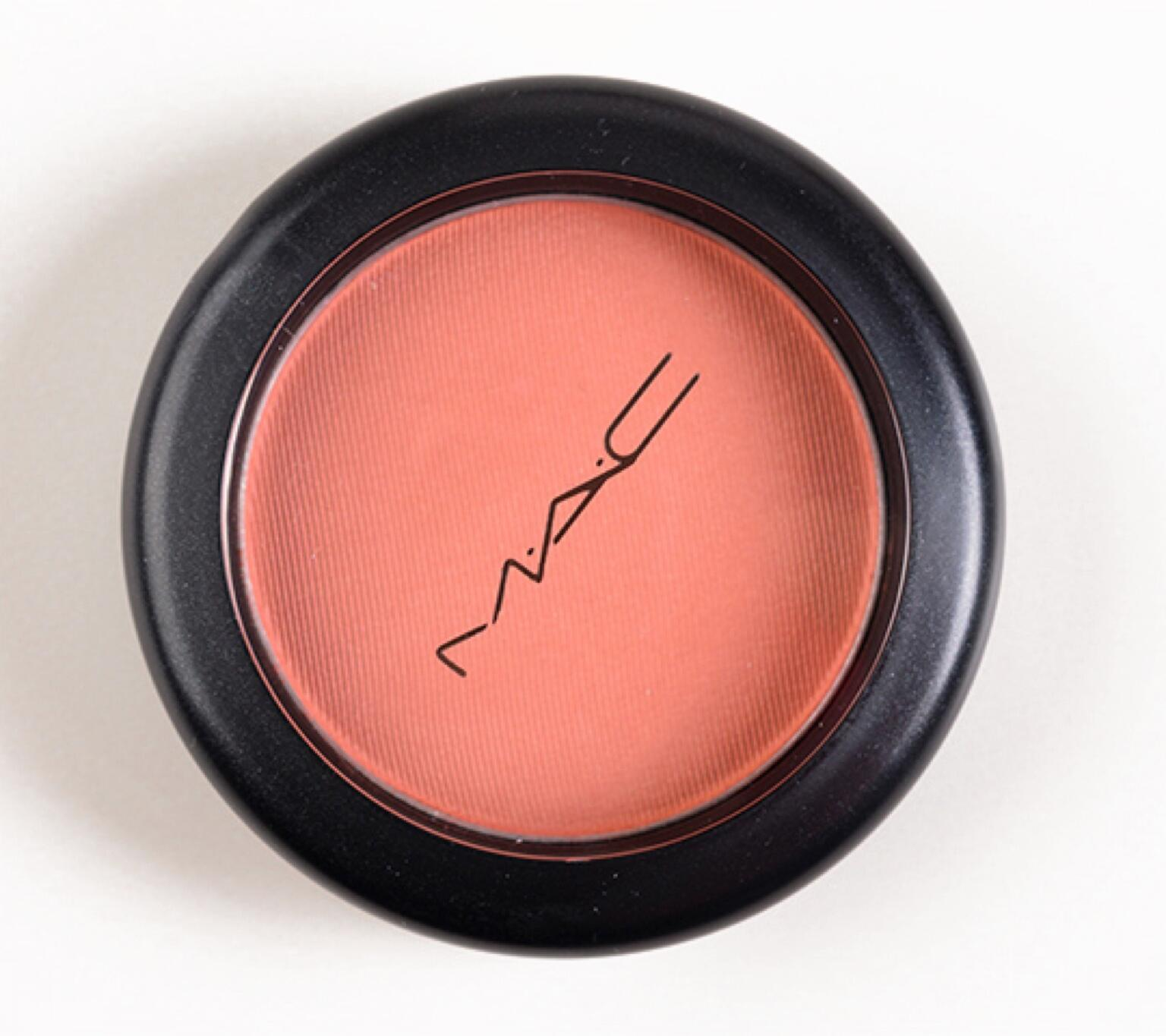 fab-review-MAC Satin Powder Blush-By aneesha