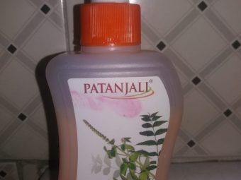 Patanjali Herbal Hand Wash -Patanjali Herbal Hand Wash-By aneesha