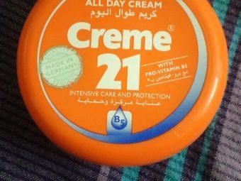 Creme 21 All Day Cream -Healthy skin-By ashwini_bhagat