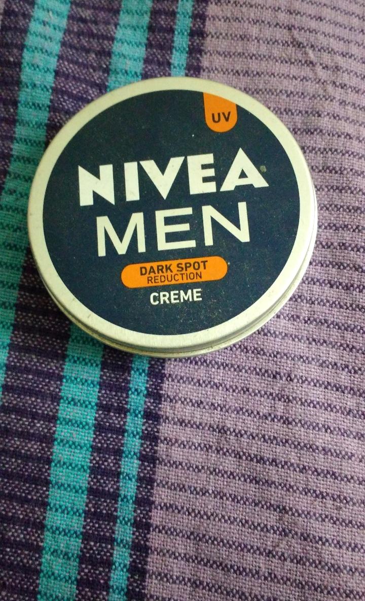 Nivea Men Dark Spot Reduction Cream -Darkspot reduction-By ashwini_bhagat
