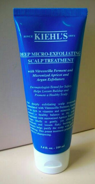 Kiehl's Deep Micro Exfoliating Scalp Treatment-KiehlS Deep Micro Exfoliating Scalp Treatment-By aneesha