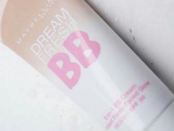 Maybelline Dream Fresh Bb Cream 8-in-1 Skin Perfector -Maybelline Dream Fresh Bb Cream-By aneesha