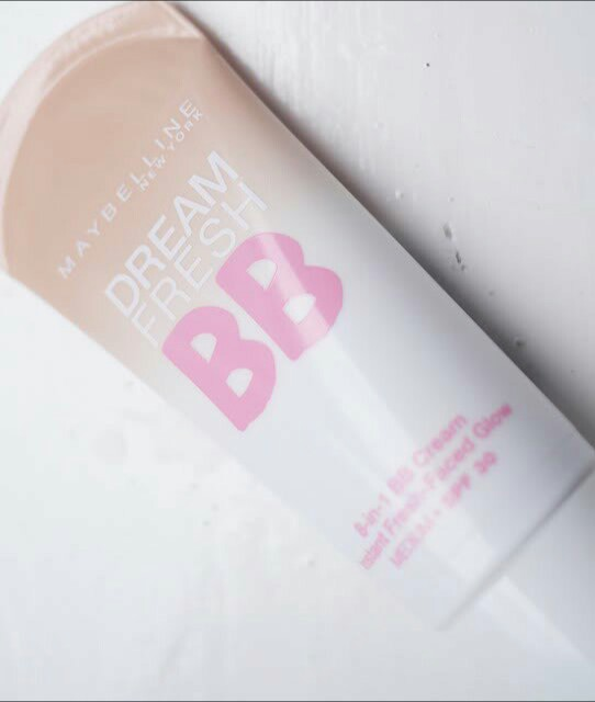 Maybelline Dream Fresh Bb Cream 8-in-1 Skin Perfector-Maybelline Dream Fresh Bb Cream-By aneesha