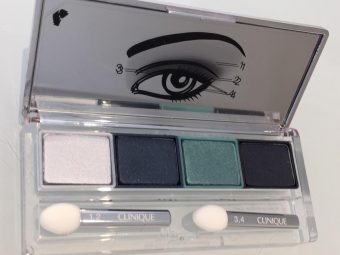 Clinique All About Shadow Quad -Clinique All About Shadow Quad-By aneesha