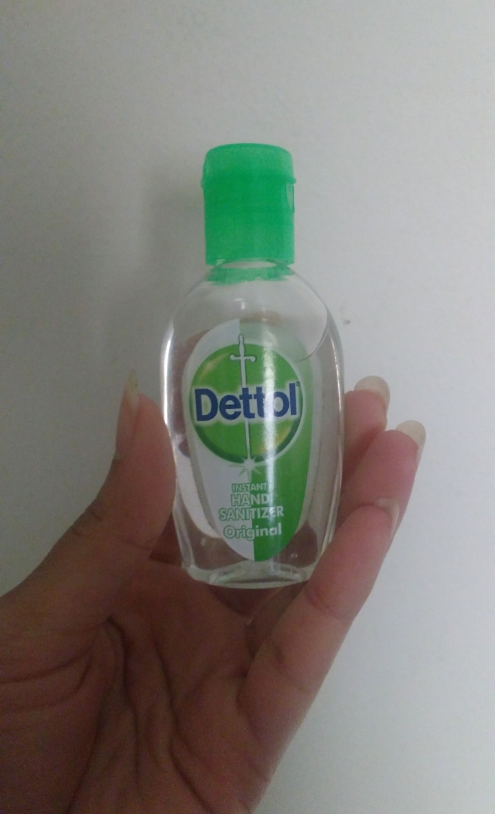 Dettol Instant Hand Sanitizer-Travel friendly-By ashwini_bhagat