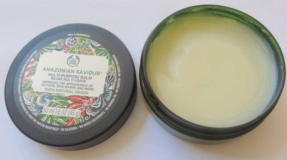 The Body Shop Amazonian Saviour Multi Purpose Balm-Bodyshop-By bushraa